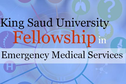 Fellowship in EMS
